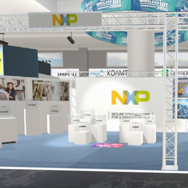 NXP Showcases Latest RAIN RFID Technology at #WIOTtomorrow20