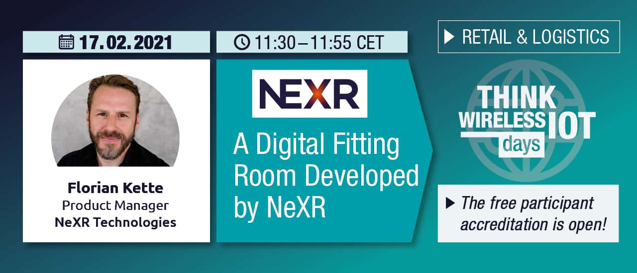 Think WIOT Day: Digital Dressing Room by NeXR for H&M