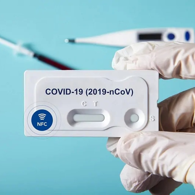 Intelligent Healthcare Labels and Packaging Support COVID-19 Response