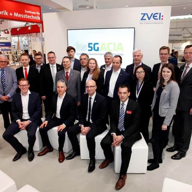 On the Way to Industry 4.0: 5G-ACIA Task Force Gets to Work