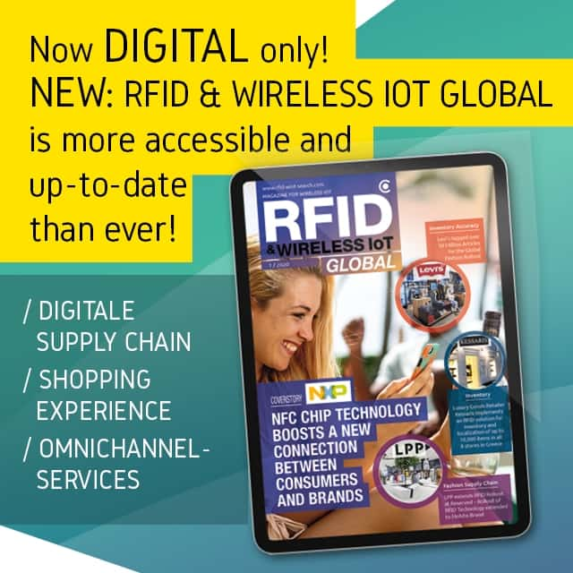 Issue 01/2020 of RFID & Wireless IoT Global released