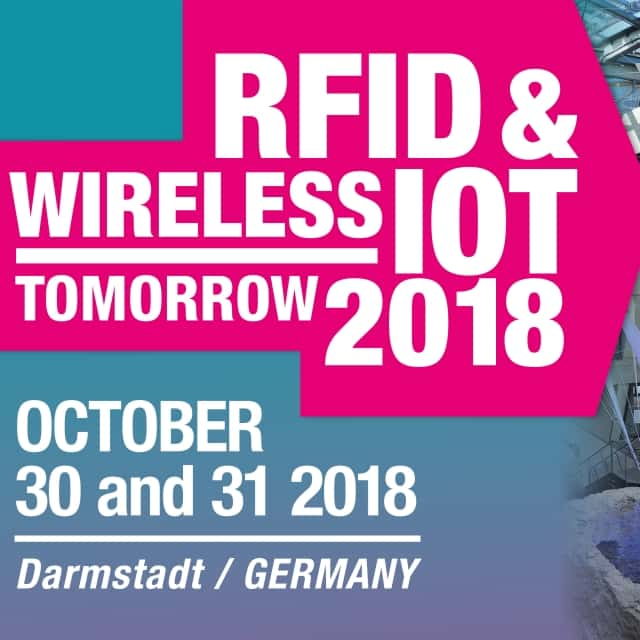 RFID & Wireless IoT tomorrow 2018