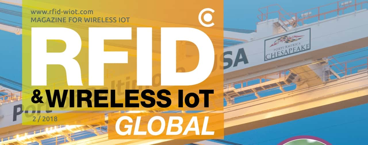 RFID & Wireless IoT Global Issue 2/2018 Ready for Download