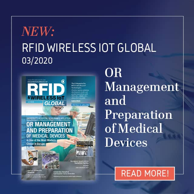 Issue 03/2020 of RFID & Wireless IoT Global released