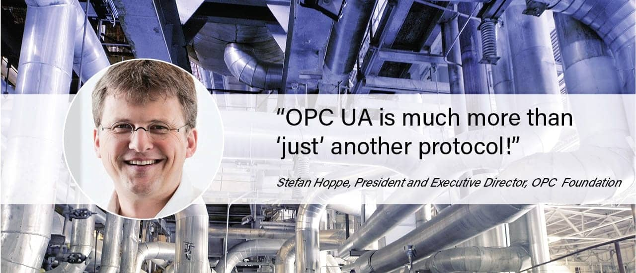 More than 42 million OPC UA applications worldwide