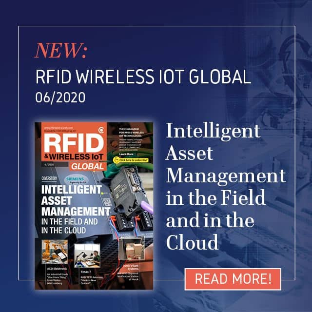 New Industrial IoT Issue of the RFID & Wireless IoT Global is Out