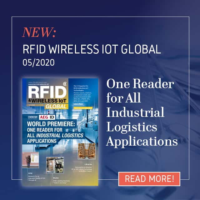 New Logistics & SCM Issue of the RFID & Wireless IoT Global is Out