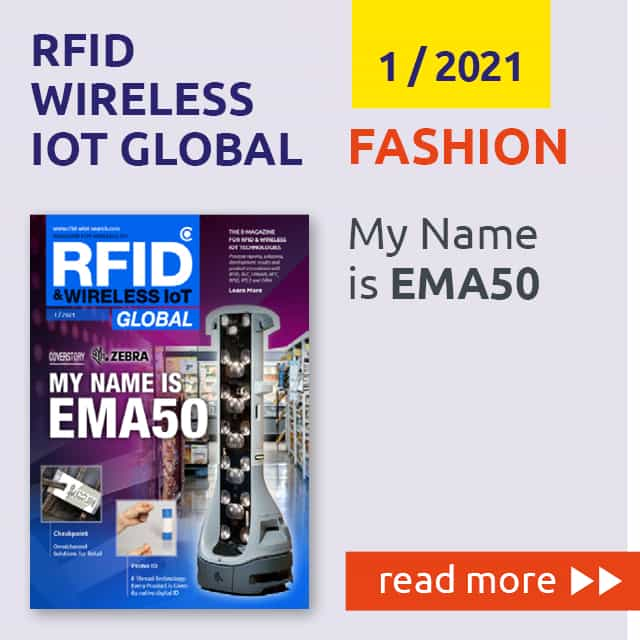 New Retail Issue of RFID & Wireless IoT Global has been Published