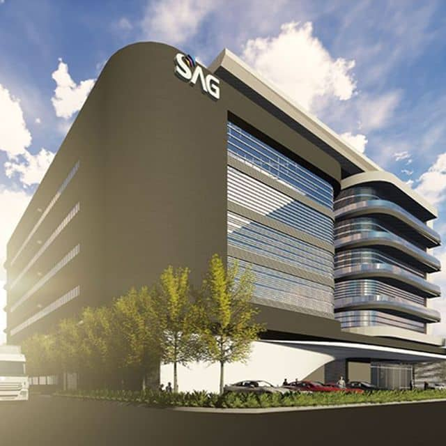Groundbreaking Ceremony Opens a New Page For SAG