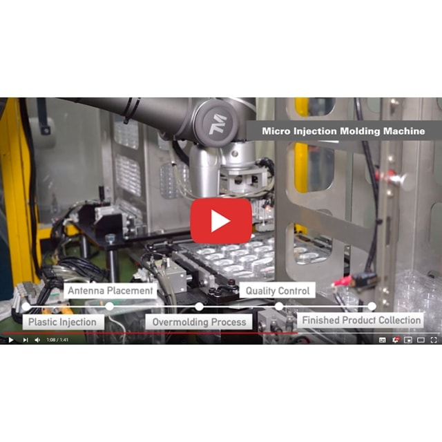 Video inside: Smart Manufacturing Rocks Your Efficiency