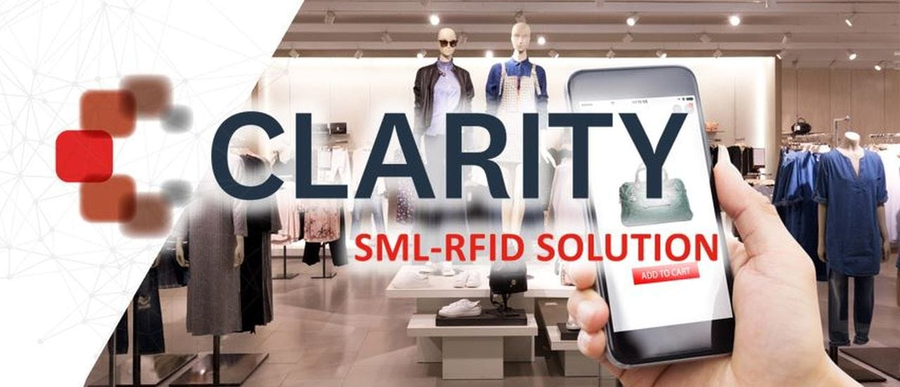 SML Announces More Features in Clarity® RFID