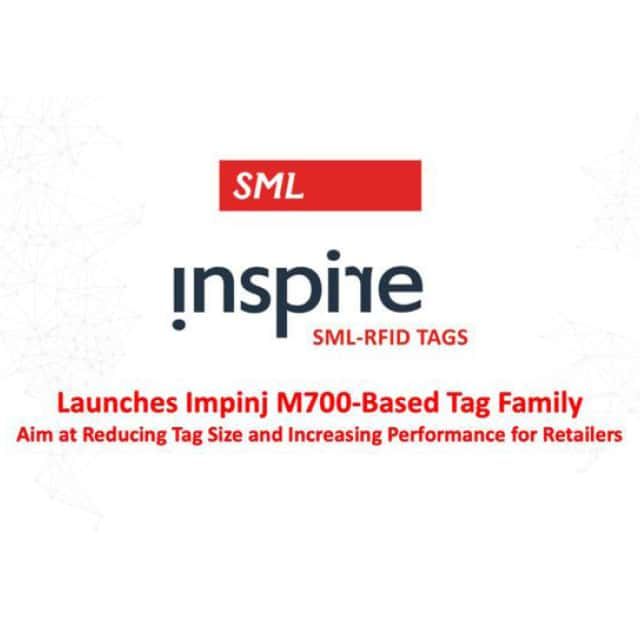 SML RFID Launches Impinj M700-Based Tag Family