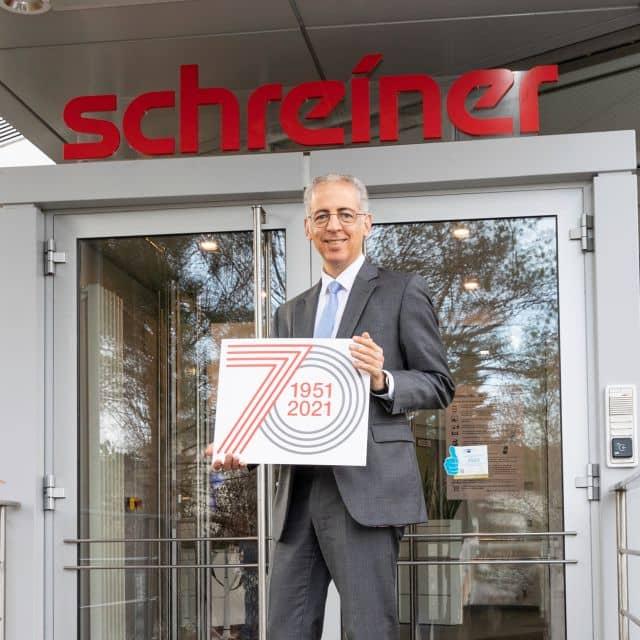 70 Years of Schreiner Group