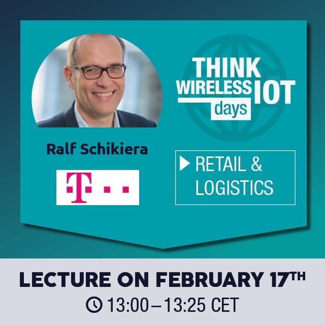 Deutsche Telekom Presents NB-IoT & Co at Think WIOT Day