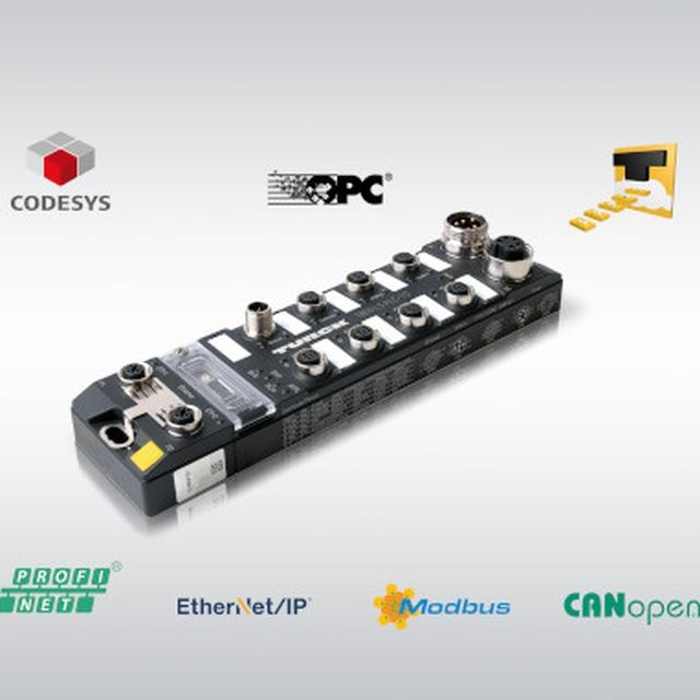 IP67 PLC and Edge Gateway in One Device