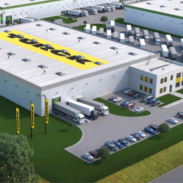 Turck: New Production Facility in Europe