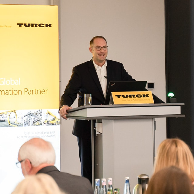 Turck: +23% Growth in RFID Business