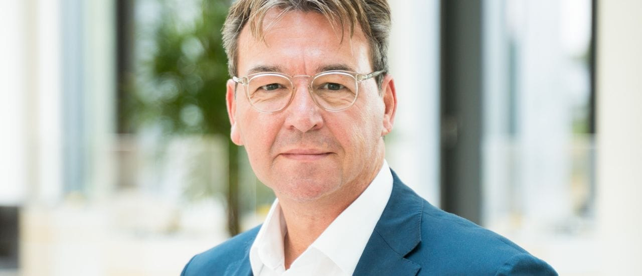 Dirk Wunder Takes Over Corporate Marketing at Turck