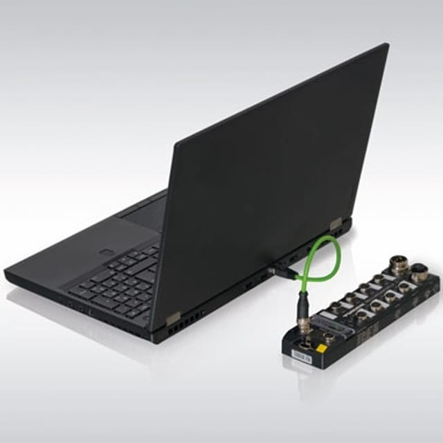 Turck's TBEN-L RFID module with an integrated OPC UA server simplifies the connection of factory automation to the IT world
