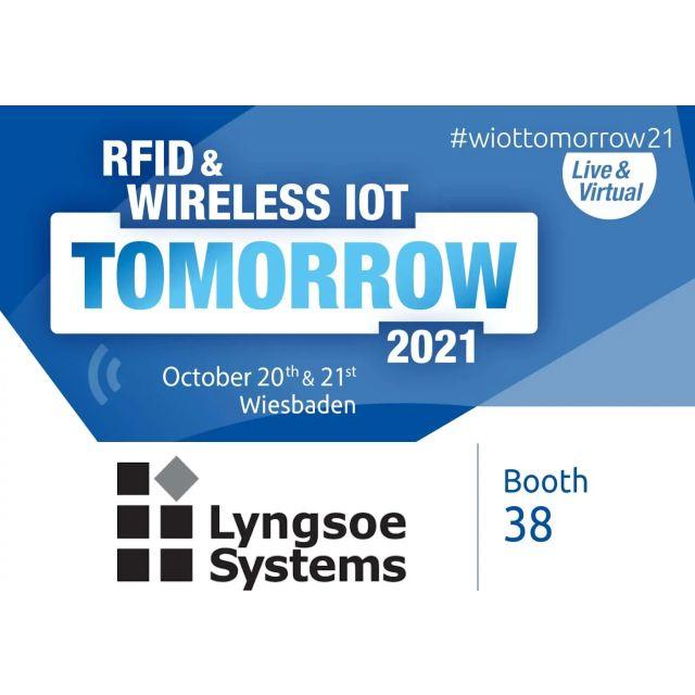 Lyngsoe Systems: IoT Supply Chain-Lösungen auf der #wiottomorrow21