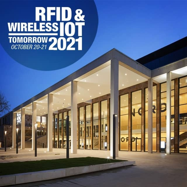 RFID & Wireless IoT tomorrow 2021 on October 20 & 21