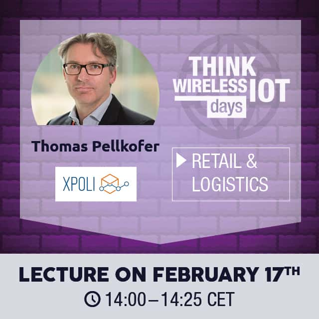 Realizing Retail 4.0: XPOLI at Knowledge for Retailers Think WIOT Day