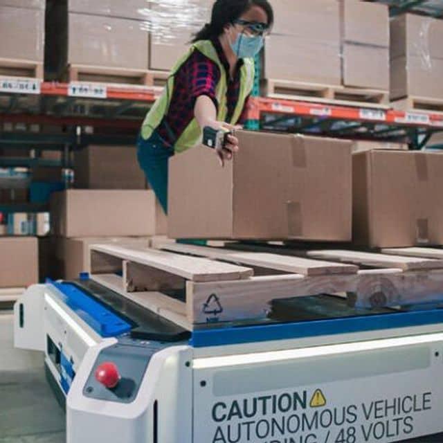 Zebra plant Übernahme von Fetch Robotics bis zum dritten Quartal 2021