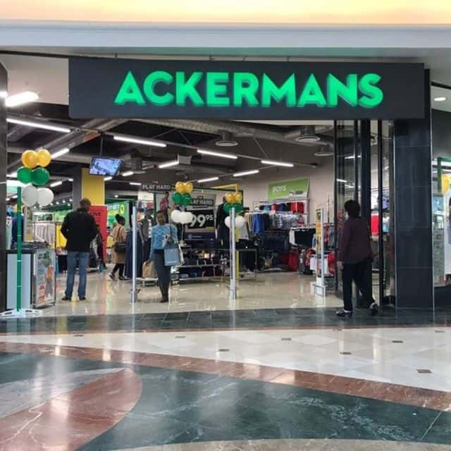 Ackermans Selects Mobile Computing Solution to Modernize Store Operations