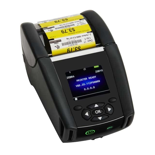 Introducing Zebra ZQ600 Mobile Printers to Optimize Supply Chain Operations