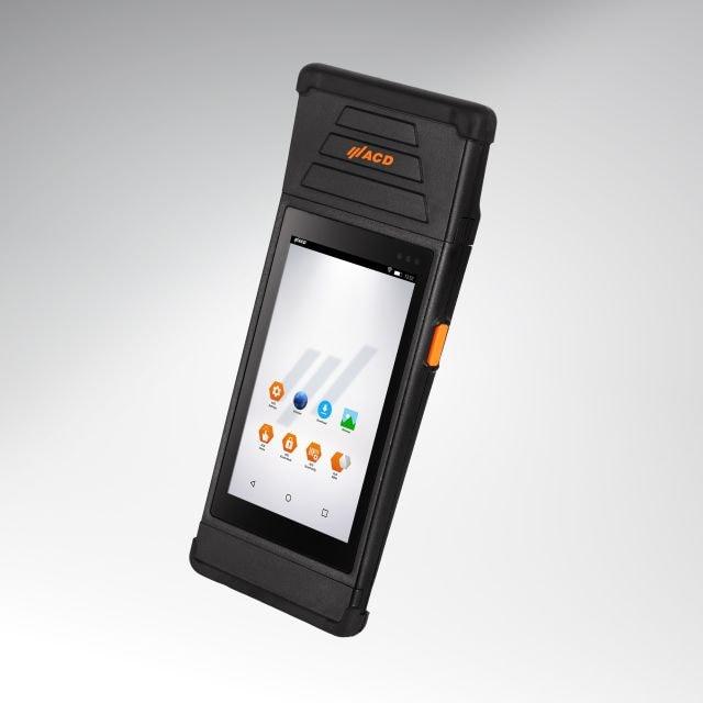 Mobiler Handheld Computer M2Smart®SE mit M2UHF-RFID