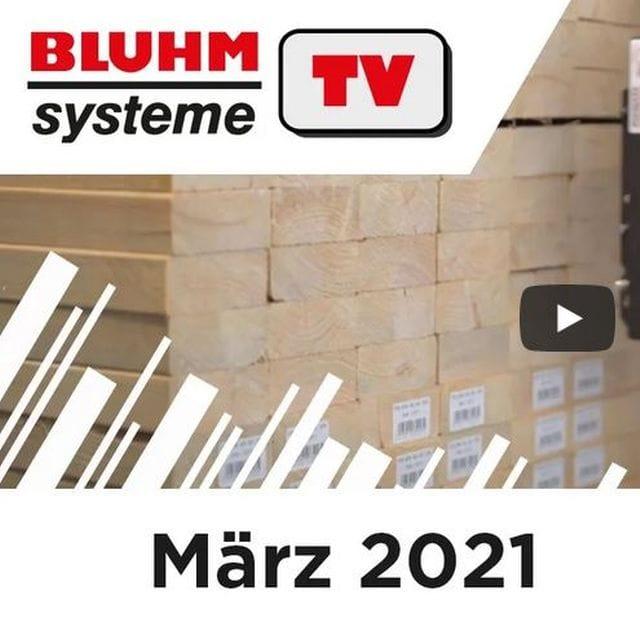 Video Inside: BluhmTV – Aktuelle Folge vom 31.03.2021