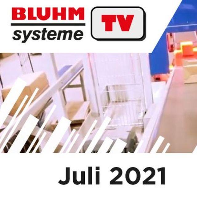 BluhmTV – Kennzeichnung für Fässer, die Logistik und bei wenig Platz