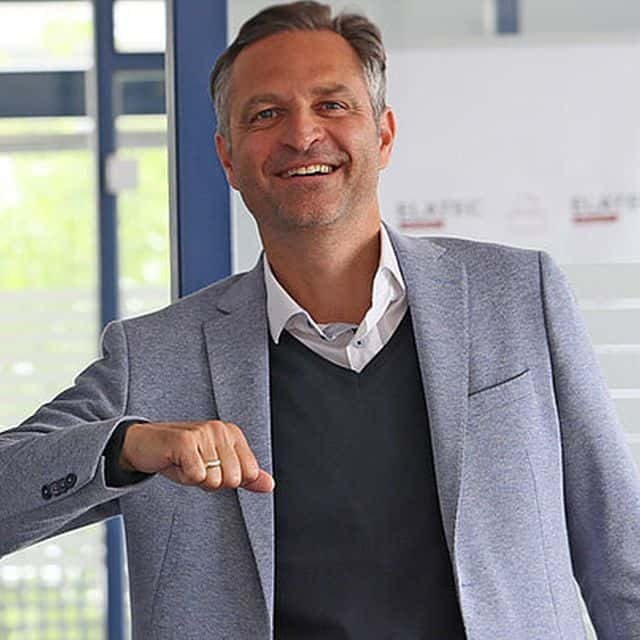 Gerhard Burits is the new CFO of Elatec GmbH