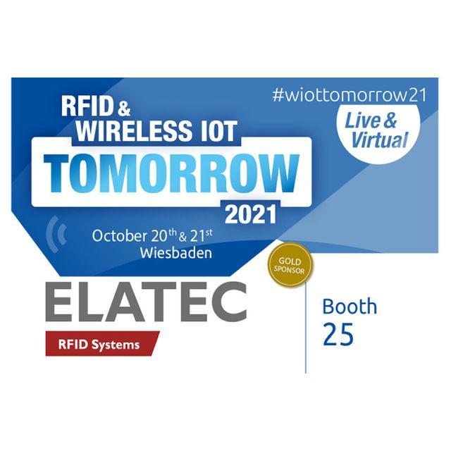 #wiottomorrow21: Authentifizierungslösungen von Elatec
