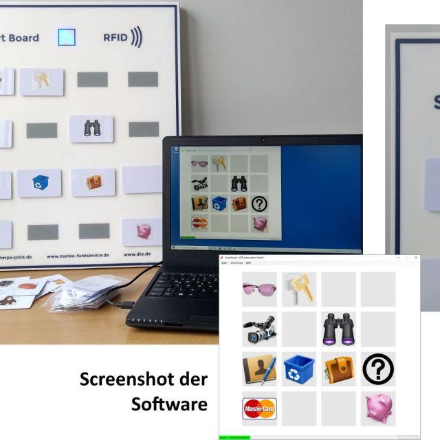 Smart Board RFID von herpa print