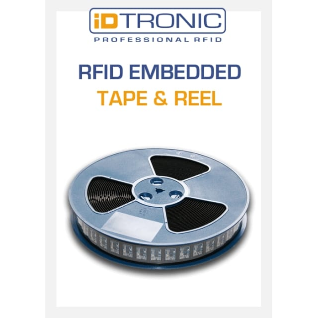 NEW: RFID Embedded Module M900 on a Tape & Reel
