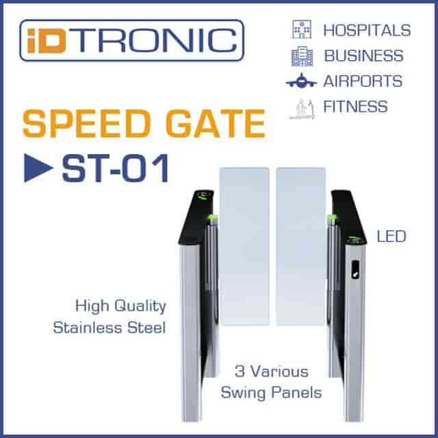 Speed Gate: The solution for your entrance areas