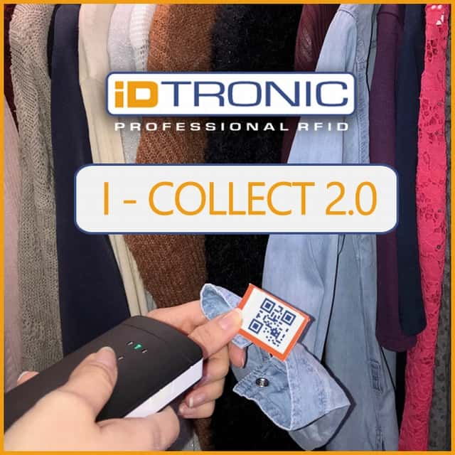 iDTRONIC introduces RFID handheld I-COLLECT 2.0