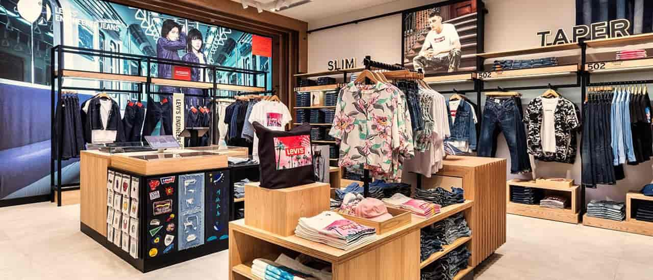 Levi's Tagged Over 50 Million Articles with RFID