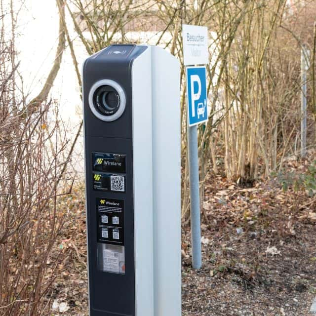 E-Mobility: Schreiner Group Installs EV Charging Stations