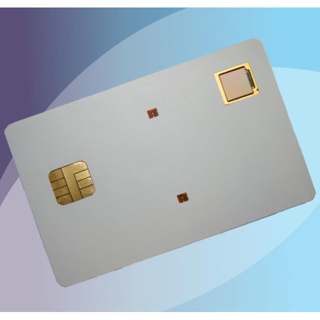 Smartcards with Fingerprint Sensors from B-Id Prevail