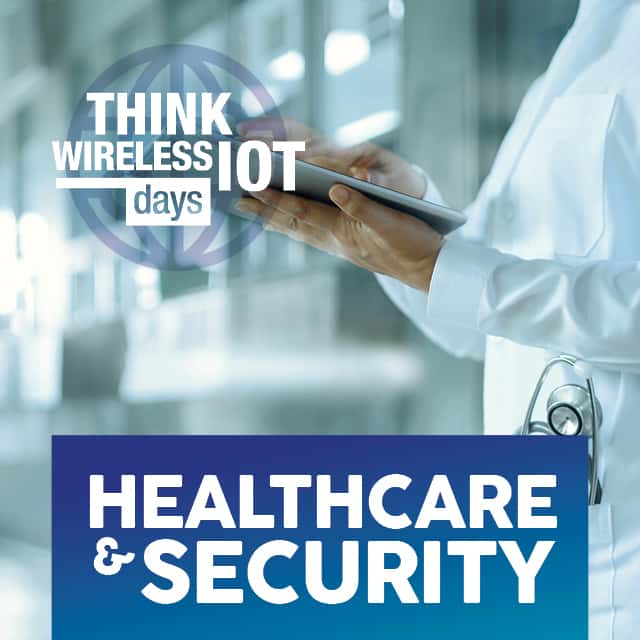 Video Inside: Topics of the WIOT Day Healthcare on May 12th