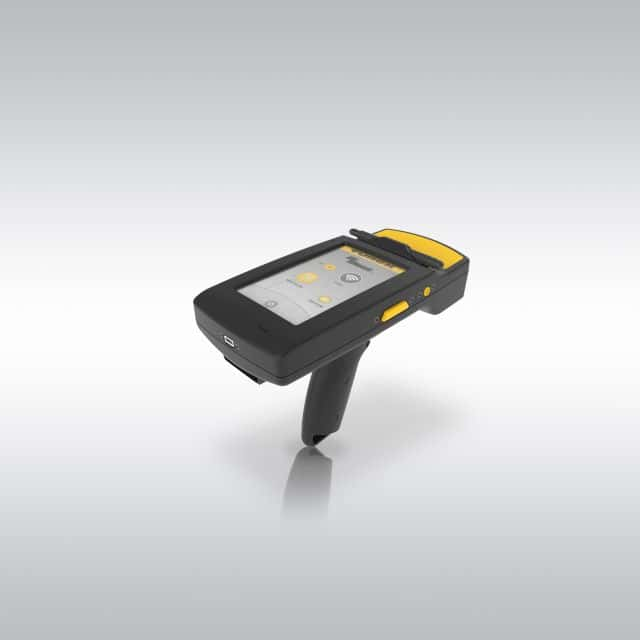 Allrounder: IP67-Multi-Reader für HF/UHF-RFID, Bar- und 2D-Codes