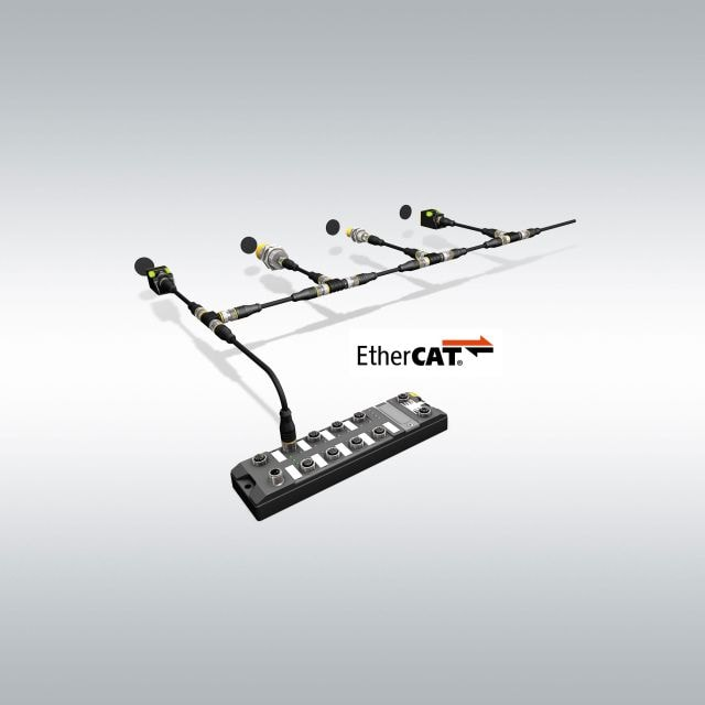 Fast RFID I/O Module for EtherCAT
