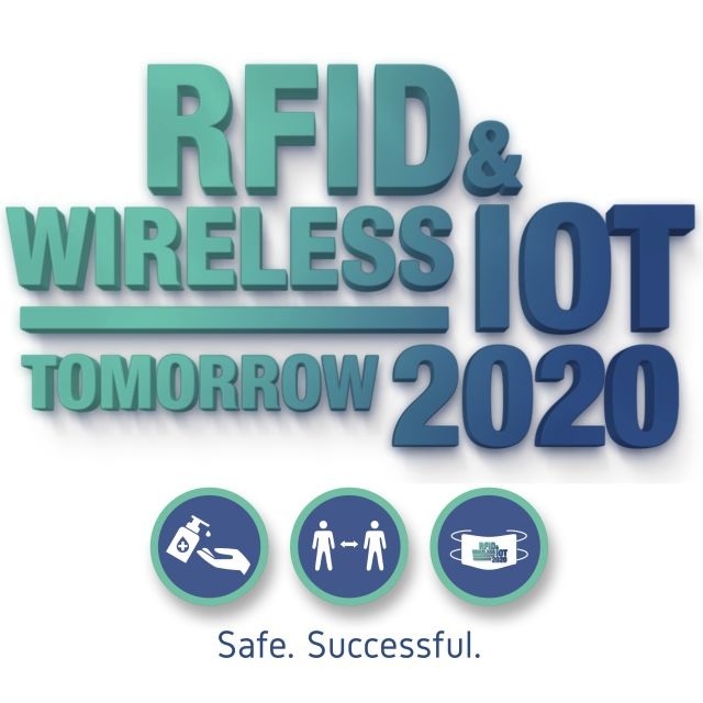 Official Permit for the RFID & Wireless IoT tomorrow 2020