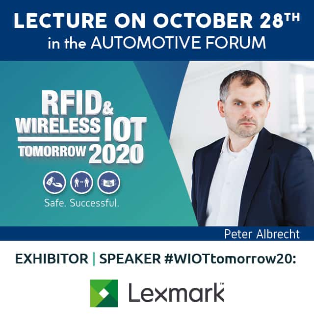 Innovative Laser Printing Applications from Lexmark at #WIOTtomorrow20