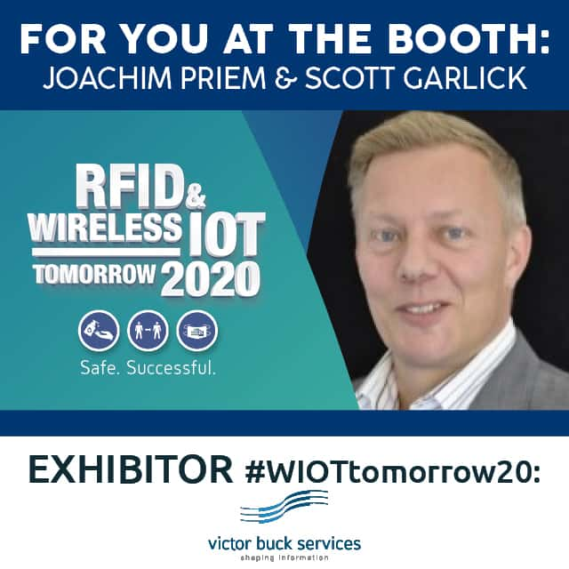 Victor Buck Services: A New Exhibitor at #WIOTtomorrow20