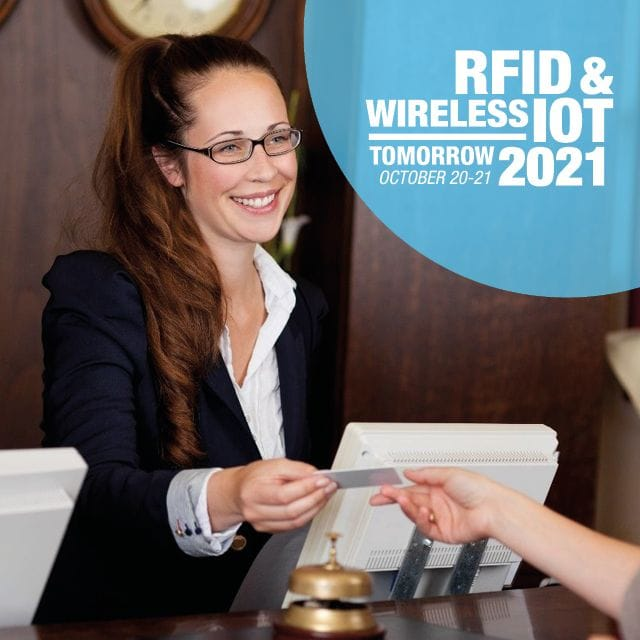 RFID & Wireless IoT Tomorrow 2021-Webseite vereinfacht Anreise- und Unterkunftsplanung