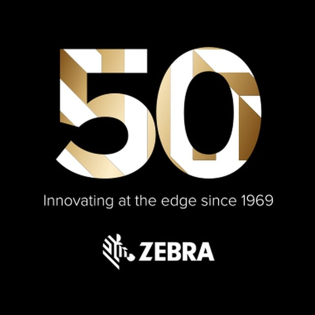 Zebra Technologies Celebrates 50 Years of Innovating at the Edge