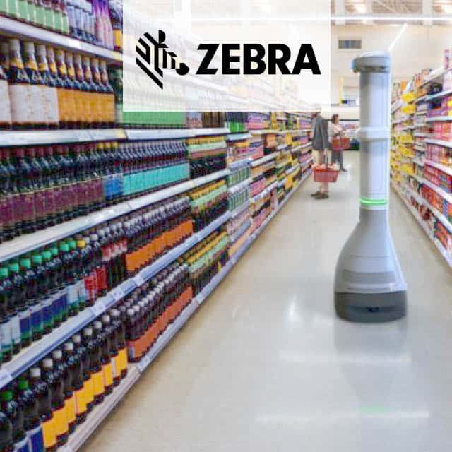 Zebra Technologies: AI & Robot Technology for the Retail Industry